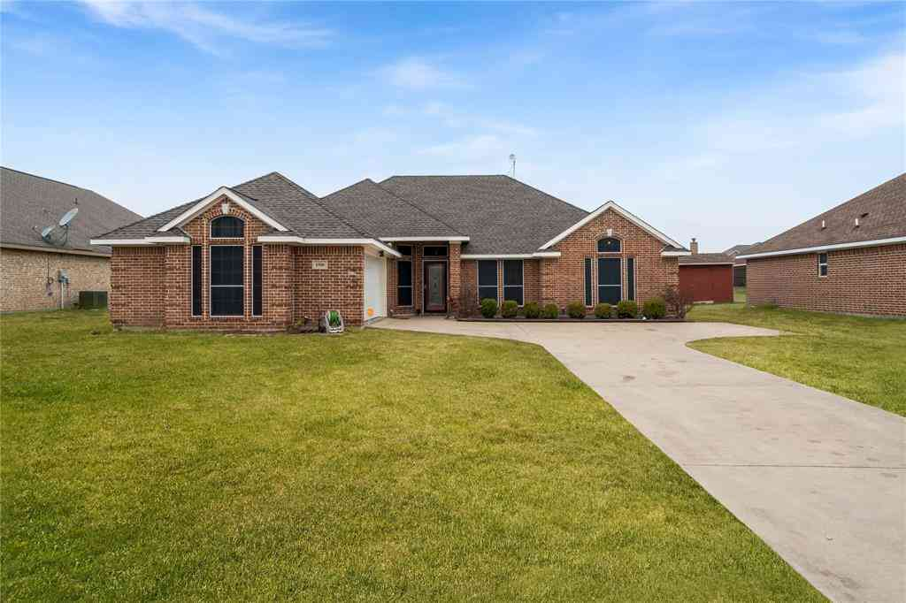 1506 Golden Spike Drive, Ennis, TX, 75119,