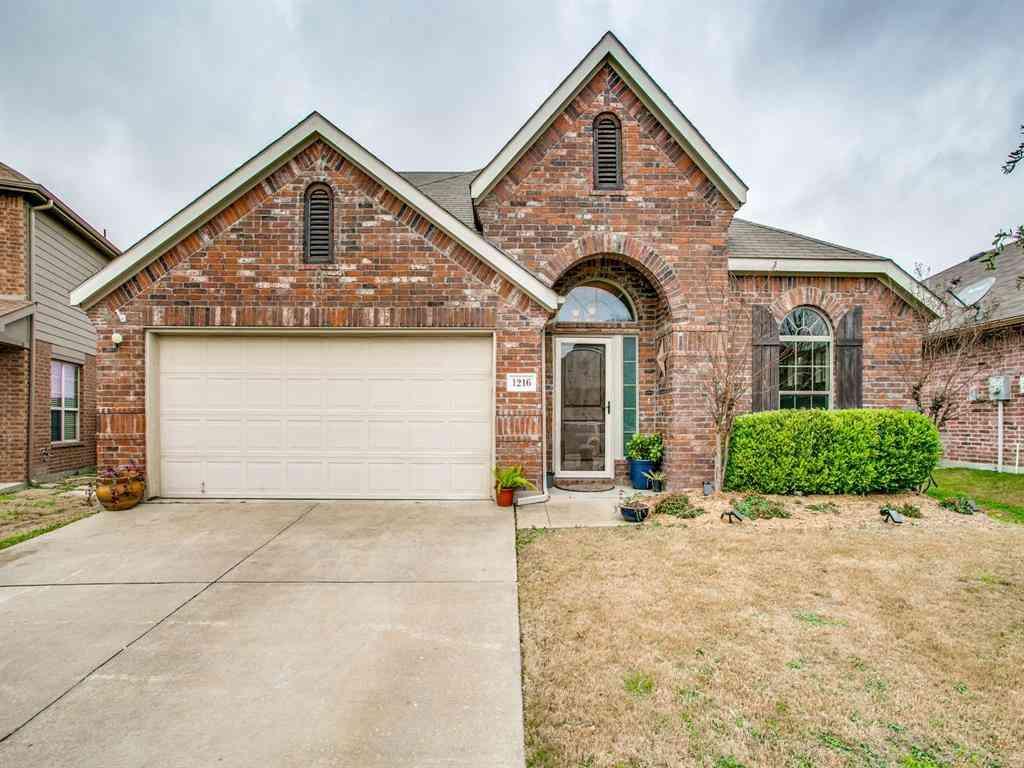 1216 Elkford Lane, Fort Worth, TX, 76247,
