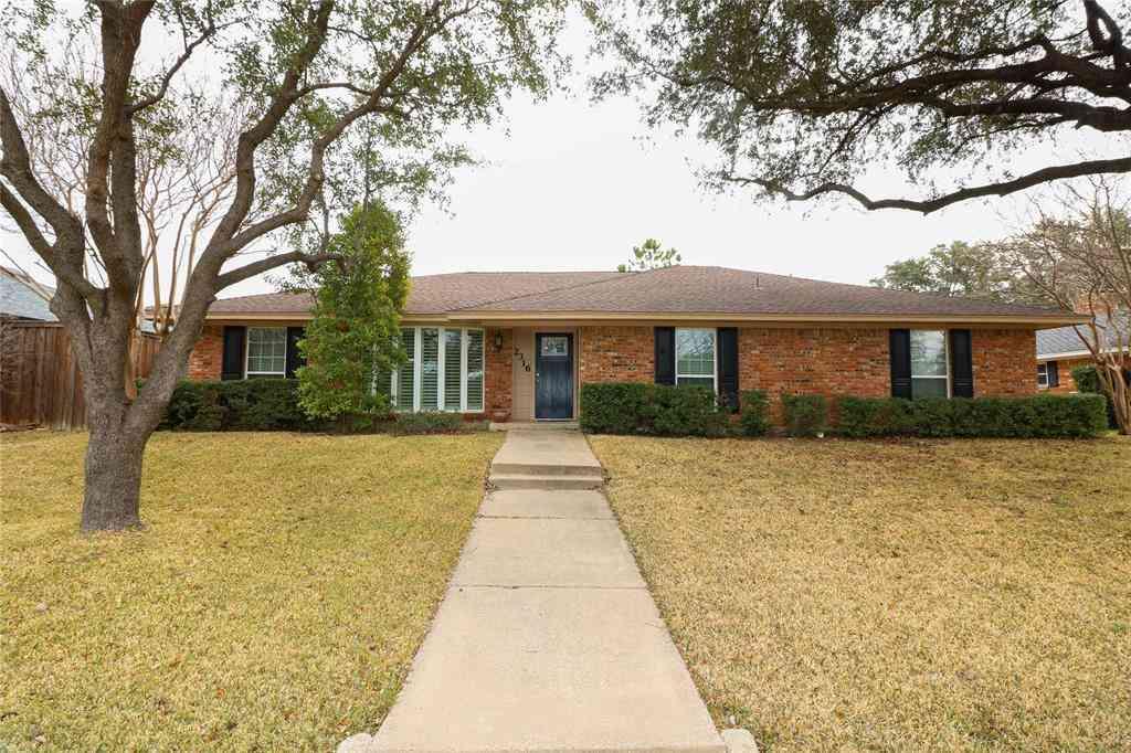 2316 Greenhill Drive, Carrollton, TX, 75006,