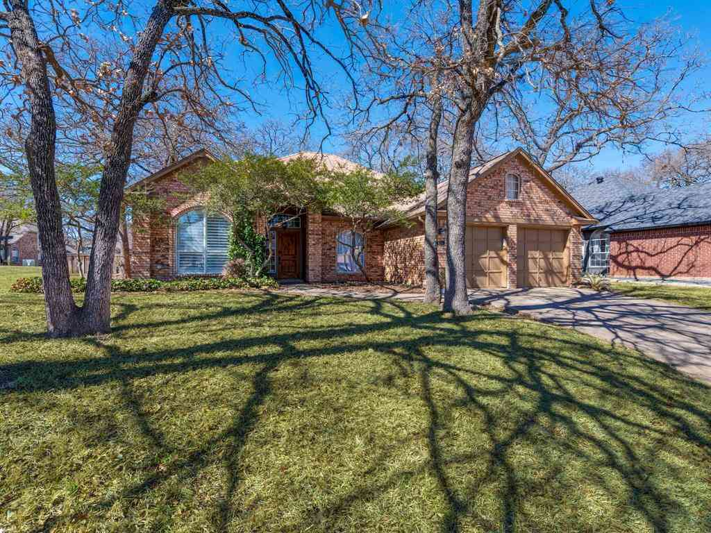 618 Hidden Oak Court, Highland Village, TX, 75077,