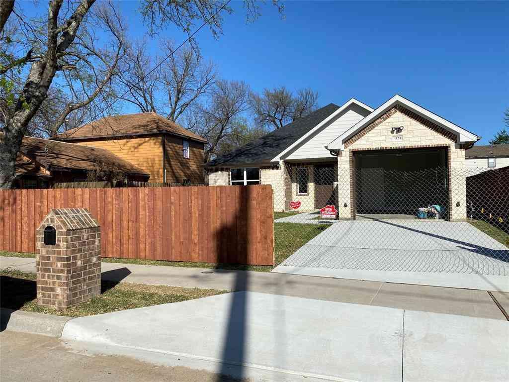 4138 Palacios Avenue, Dallas, TX, 75212,