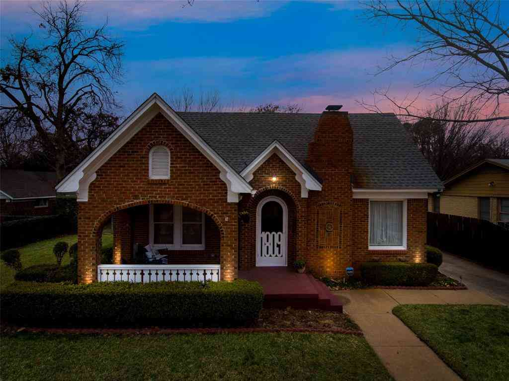 1809 N Riverside Drive, Fort Worth, TX, 76111,