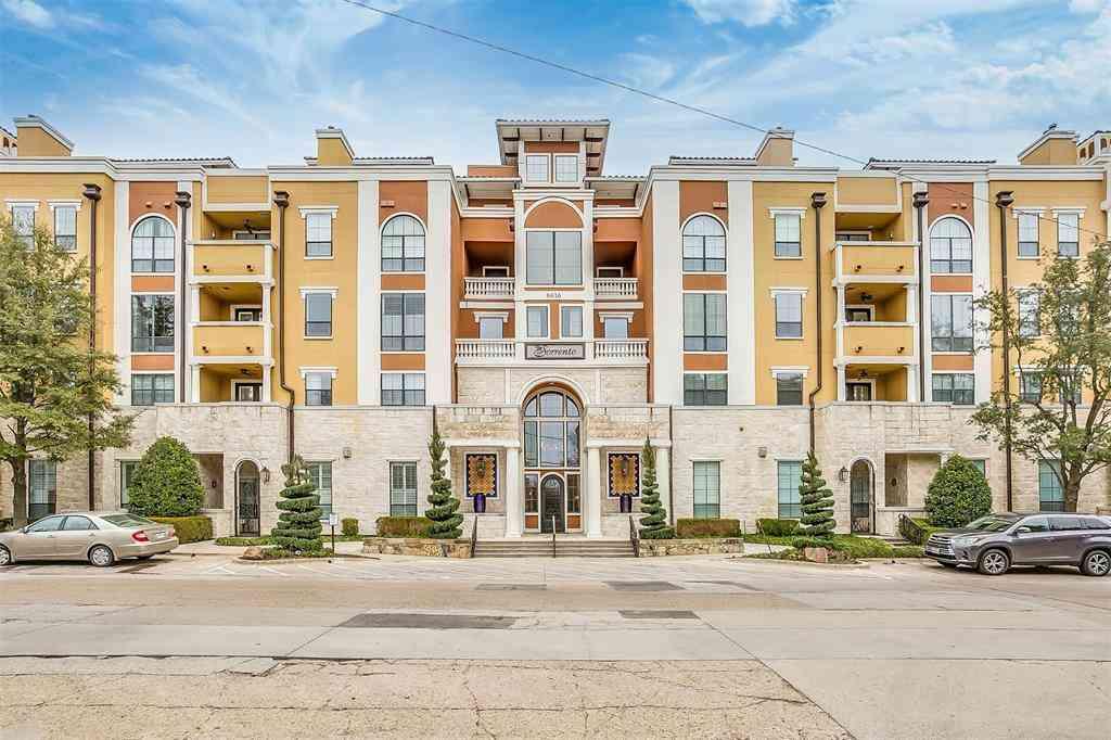 8616 Turtle Creek Boulevard #103, Dallas, TX, 75225,