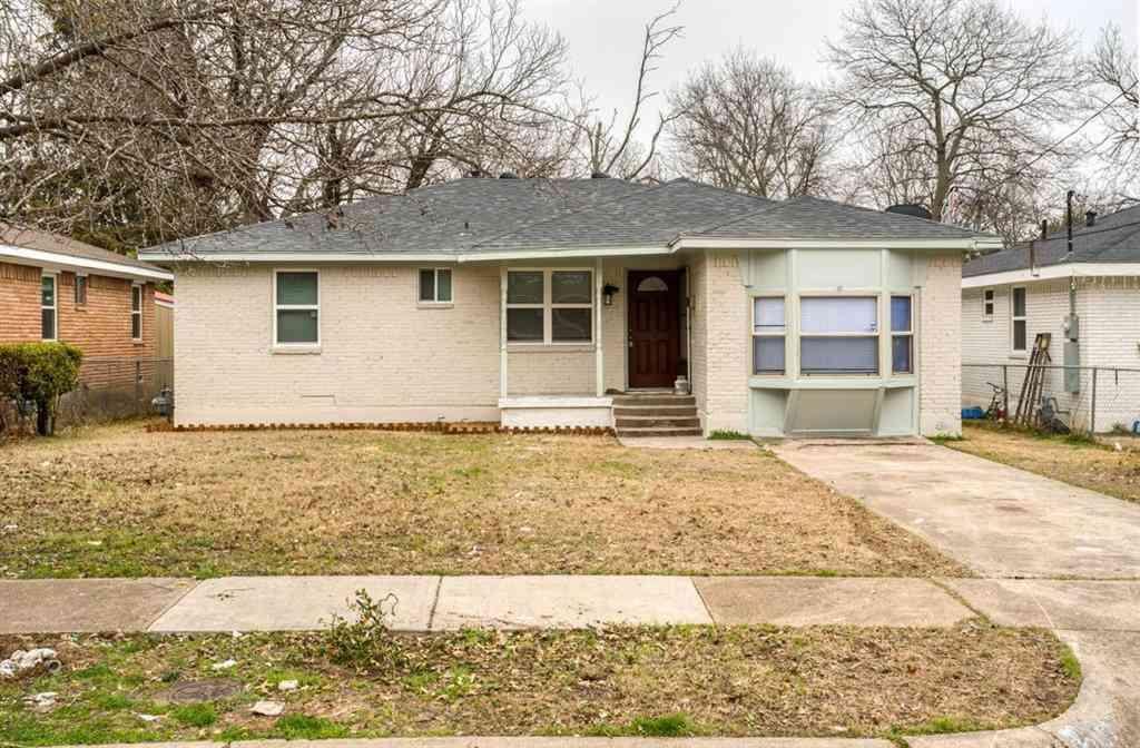 1310 Mentor Avenue, Dallas, TX, 75216,