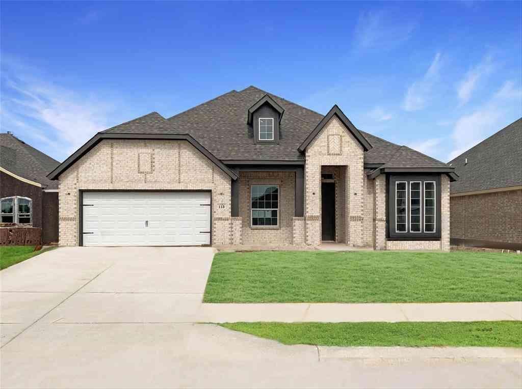 113 Colonial Drive, Joshua, TX, 76058,