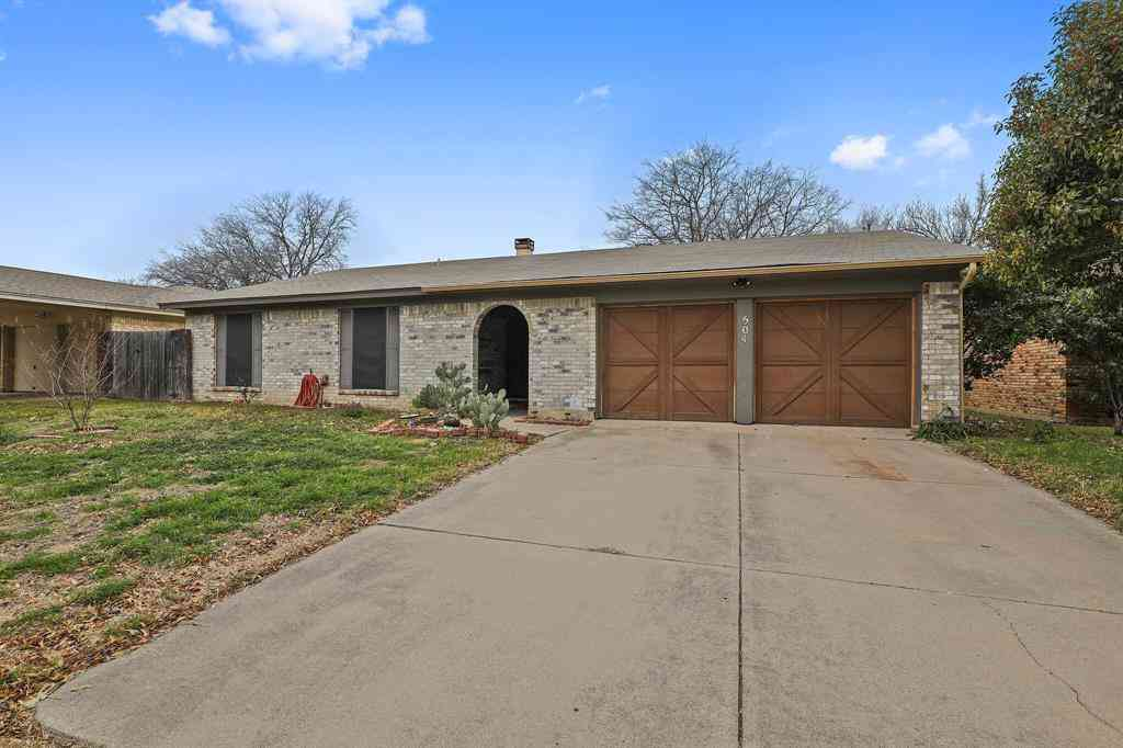 504 Normandy Lane, Saginaw, TX, 76179,