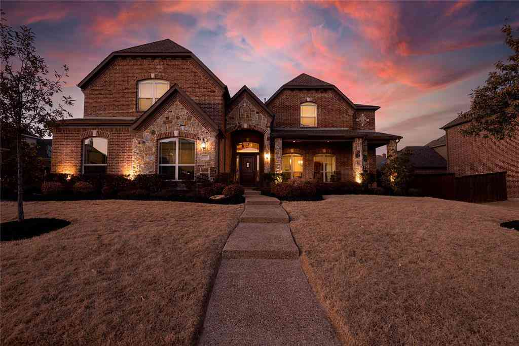 1921 Mountain Creek Lane, Prosper, TX, 75078,