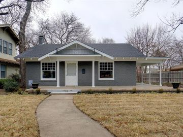 2320 Edwin Street, Fort Worth, TX, 76110,