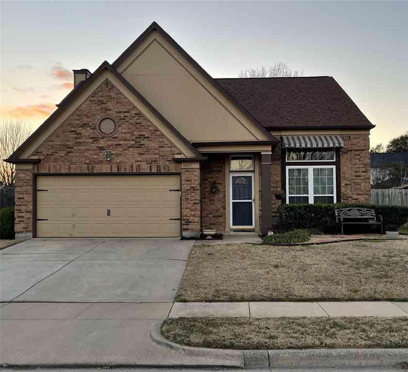 6825 Quail Meadow Drive, Watauga, TX, 76148,