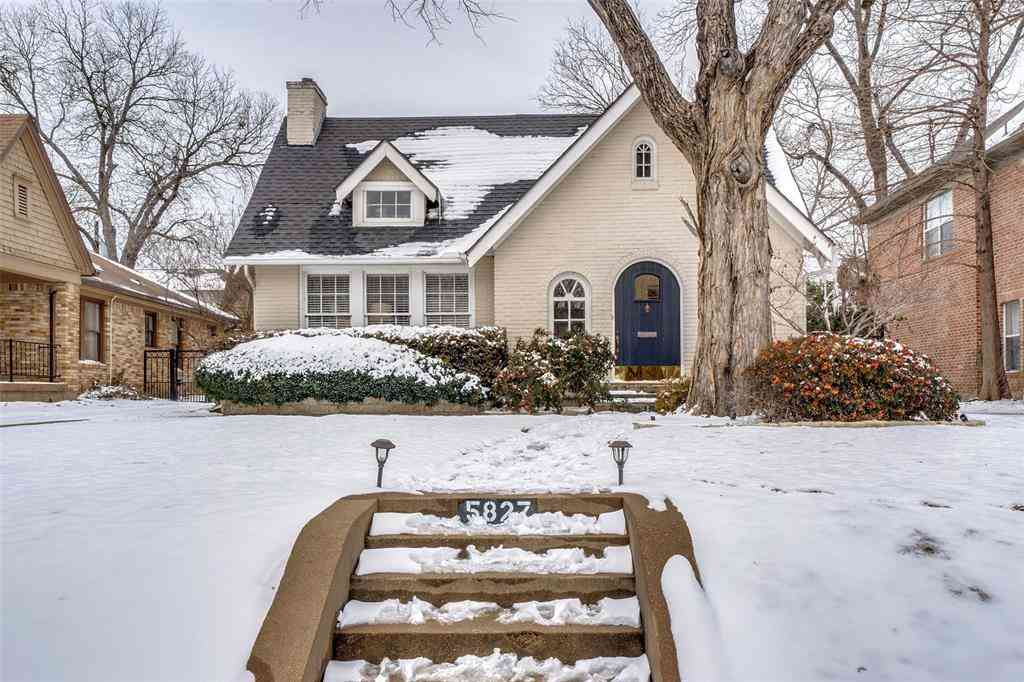 5827 Morningside Avenue, Dallas, TX, 75206,