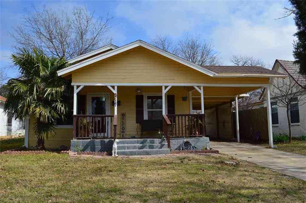 3217 Livingston Avenue, Fort Worth, TX, 76110,