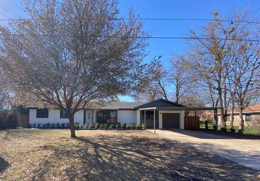 900 S Frances Street, Terrell, TX, 75160,