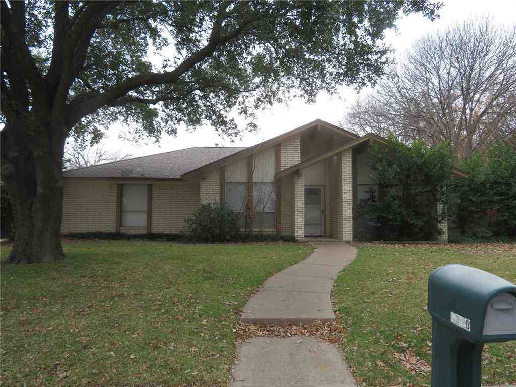 1320 San Antone Lane, Lewisville, TX, 75077,