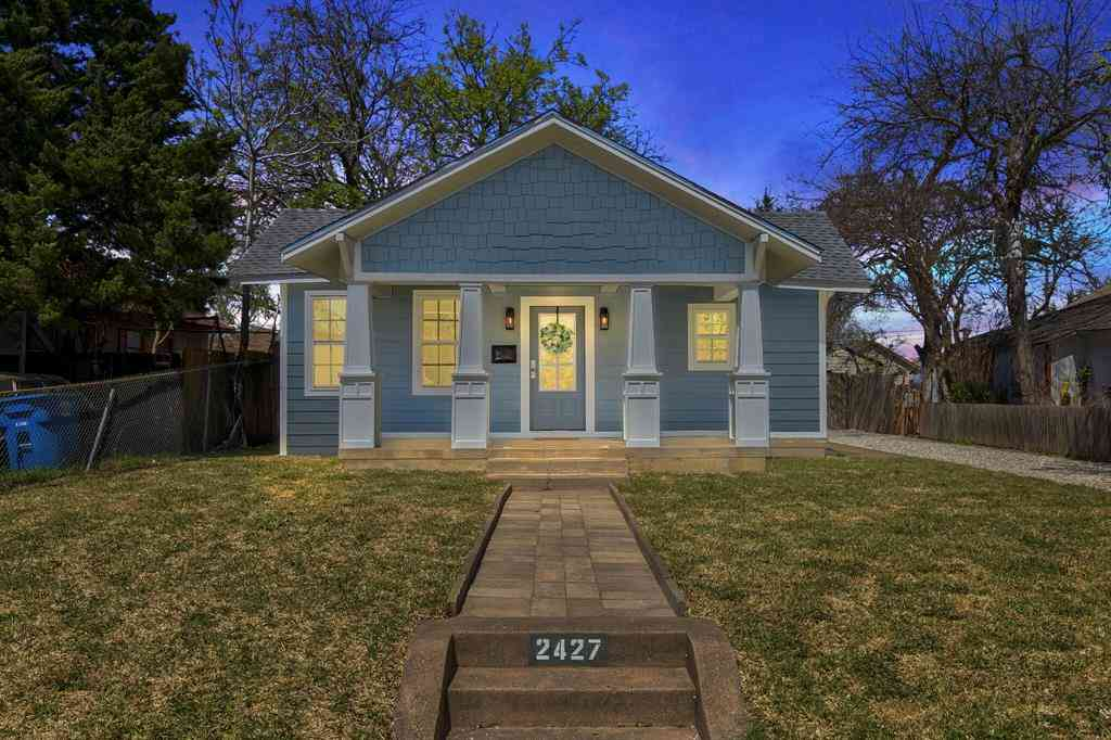 2427 Catherine Street, Dallas, TX, 75211,