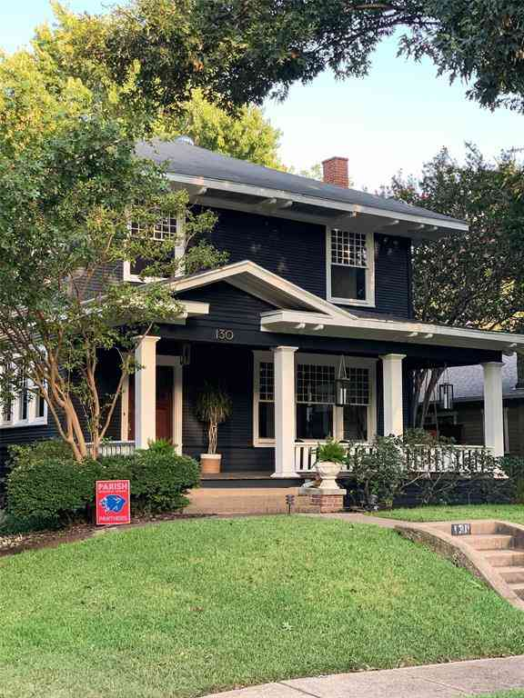 130 N Edgefield Avenue, Dallas, TX, 75208,