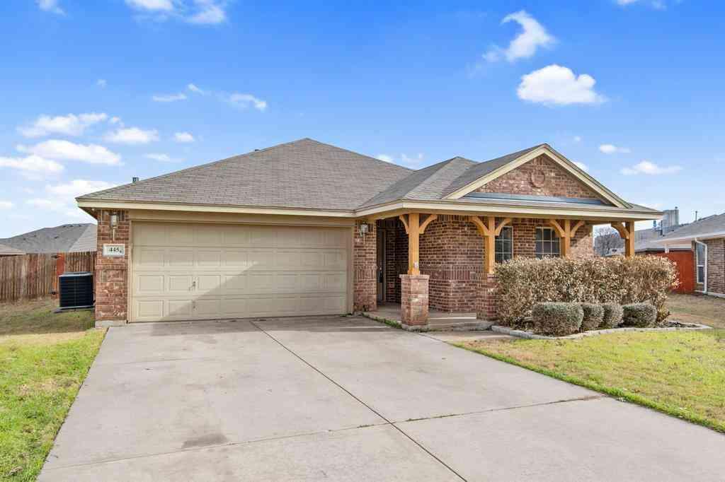 445 Brookhollow Lane, Saginaw, TX, 76131,
