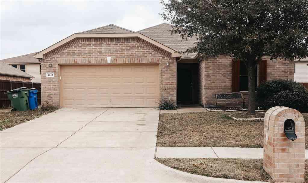 4610 Bridlewood Lane, Balch Springs, TX, 75180,