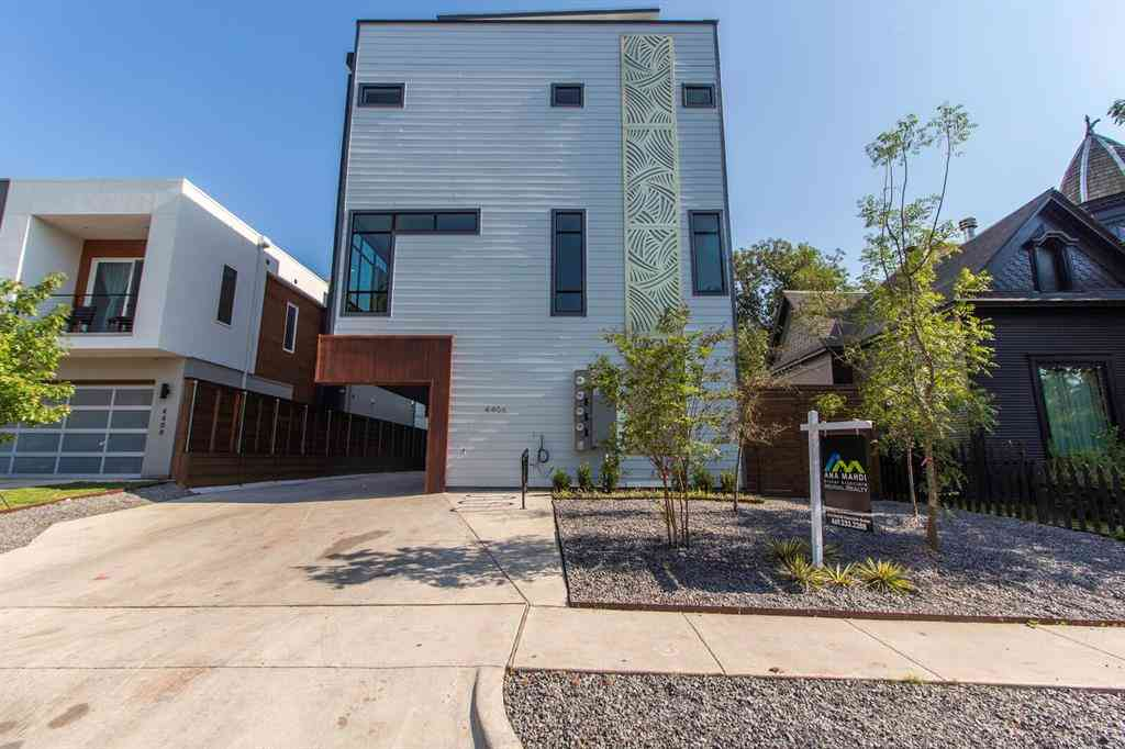 4406 Munger Avenue #1, Dallas, TX, 75204,