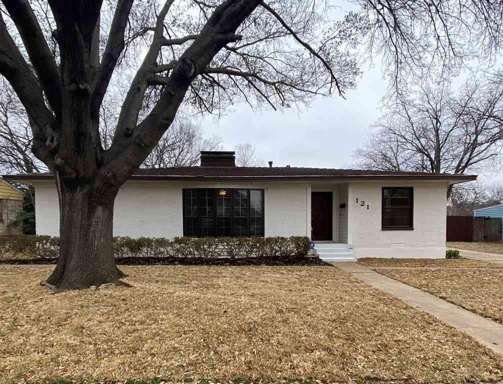 121 W 11th Street, Irving, TX, 75060,