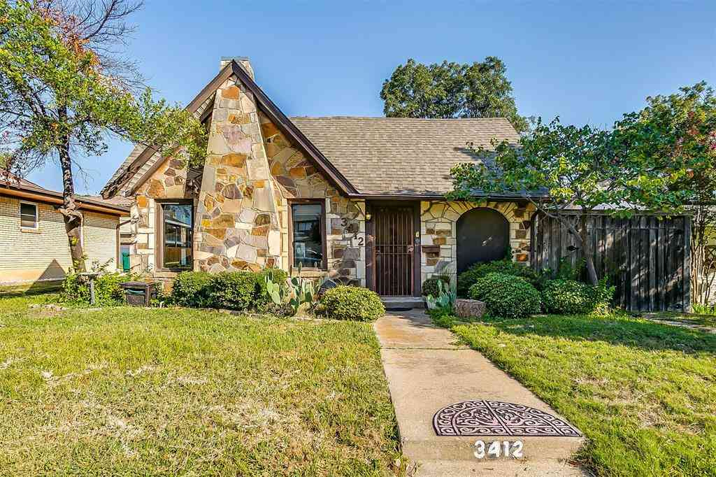 3412 W 5th Street, Fort Worth, TX, 76107,