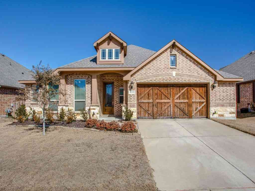 410 Milford Drive, Wylie, TX, 75098,