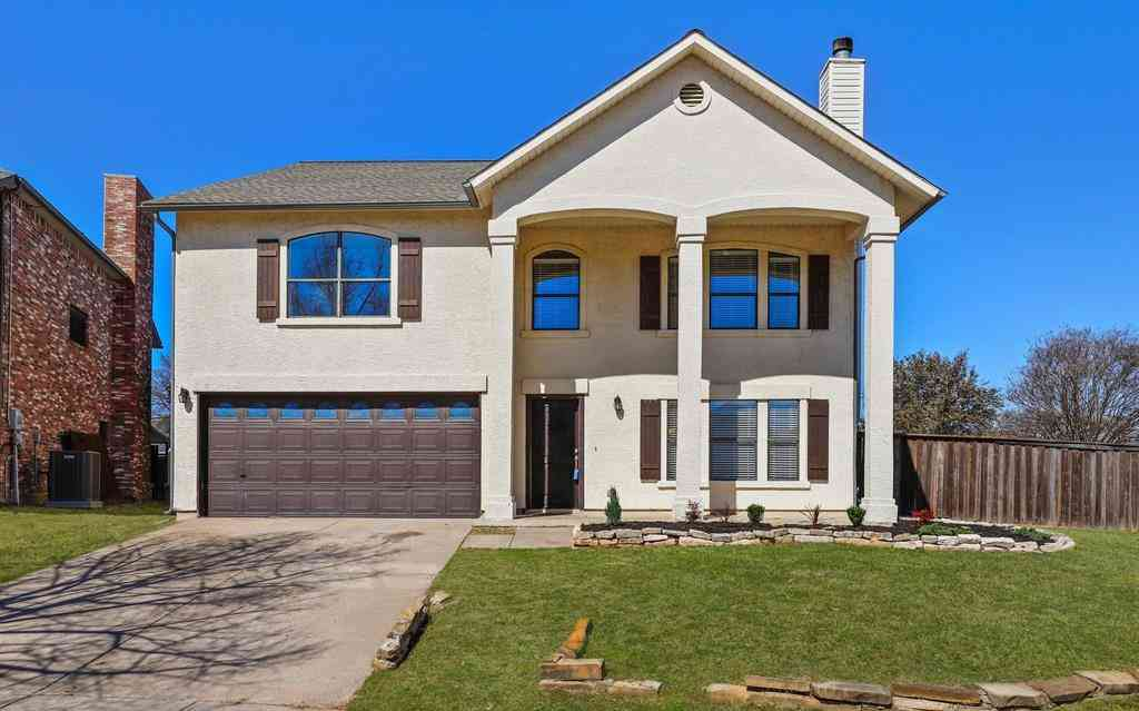 5248 Blue Circle, Haltom City, TX, 76137,