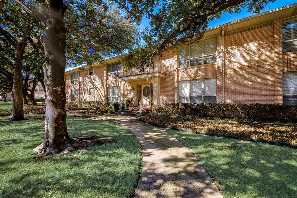 8629 Edgemere Road #11, Dallas, TX, 75225,