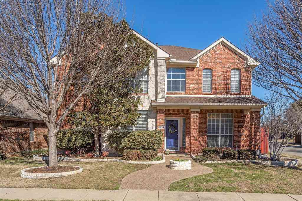 5734 Woodmoss Lane, The Colony, TX, 75056,