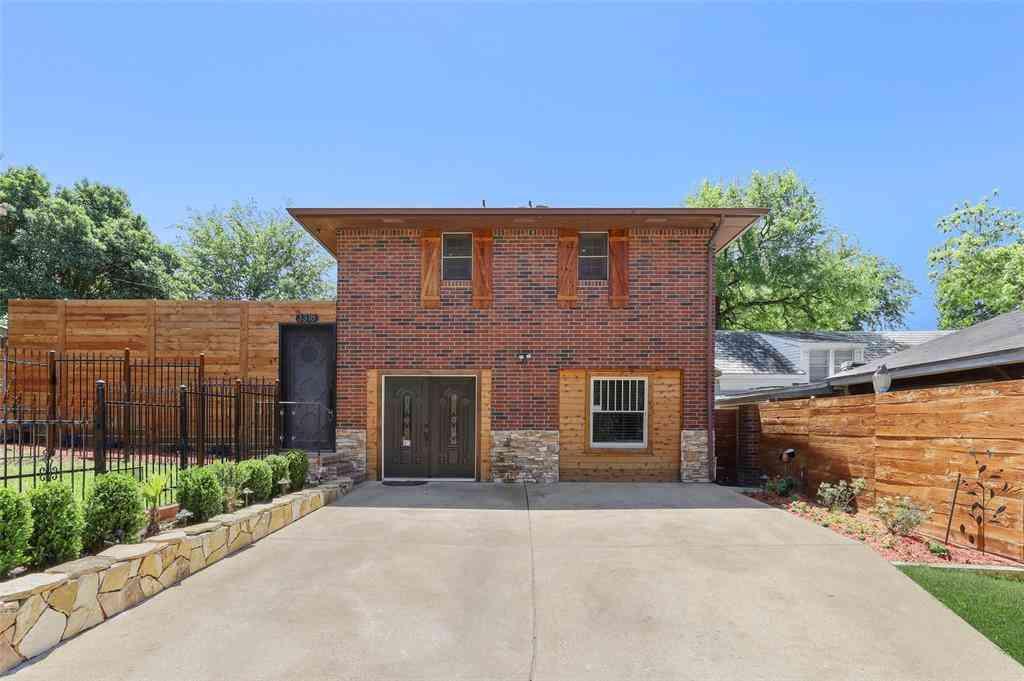 3318 Arnoldell Street, Dallas, TX, 75211,