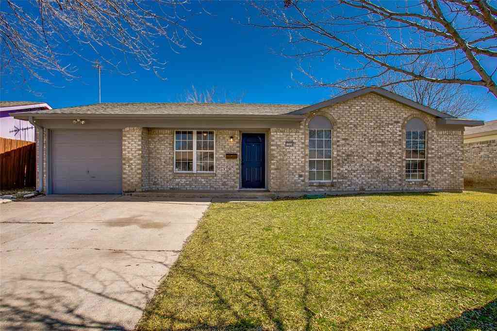 1314 Rutherford Drive, Mesquite, TX, 75149,