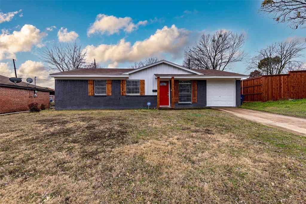 6493 La Grange Drive, Dallas, TX, 75241,