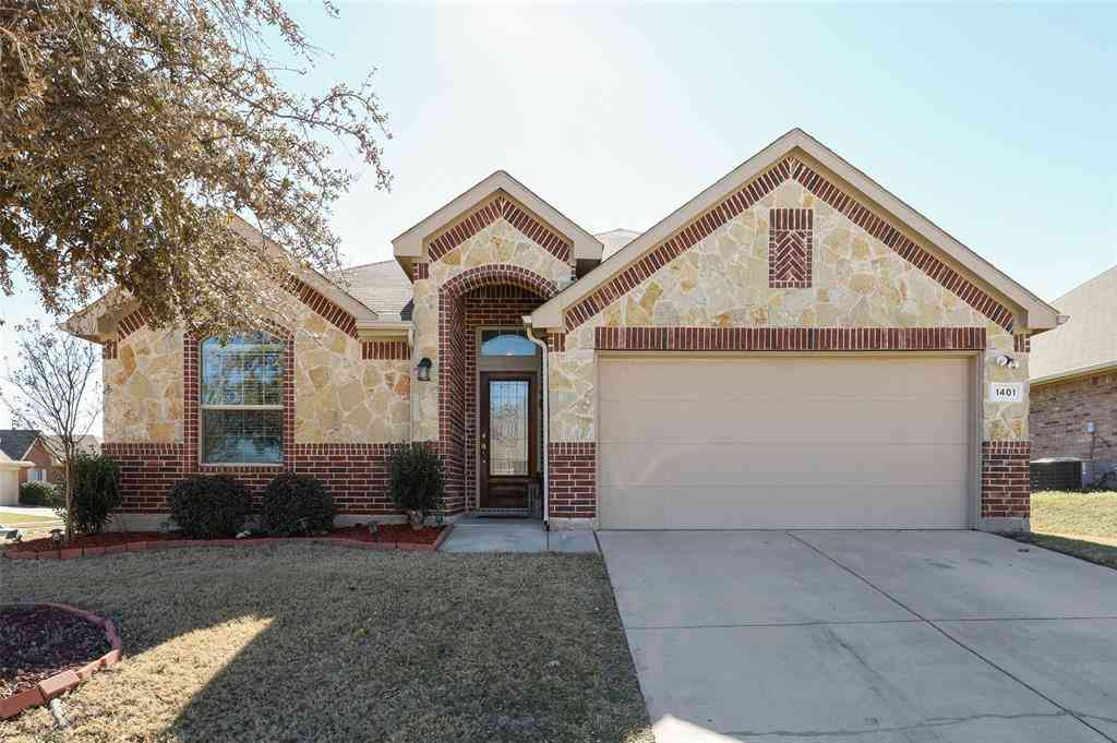 1401 Dun Horse Drive, Fort Worth, TX, 76052,