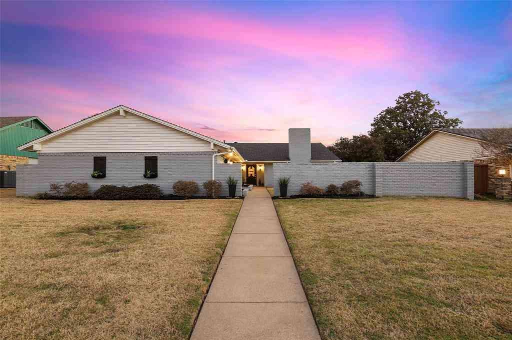 3500 Bonniebrook Drive, Plano, TX, 75075,
