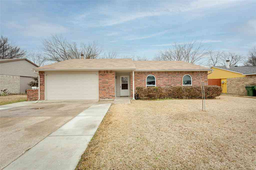 1702 Legend Drive, Garland, TX, 75040,