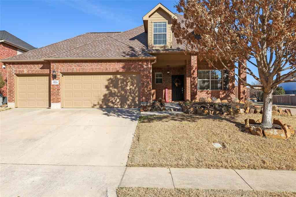 1020 Shearwater Avenue, Aubrey, TX, 76227,