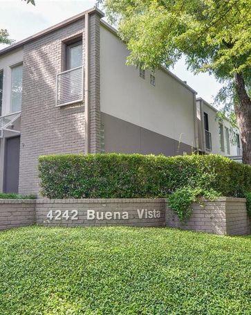 4242 Buena Vista Street #1 Dallas, TX, 75205