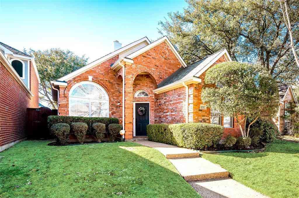 18707 Redstone Circle, Dallas, TX, 75252,