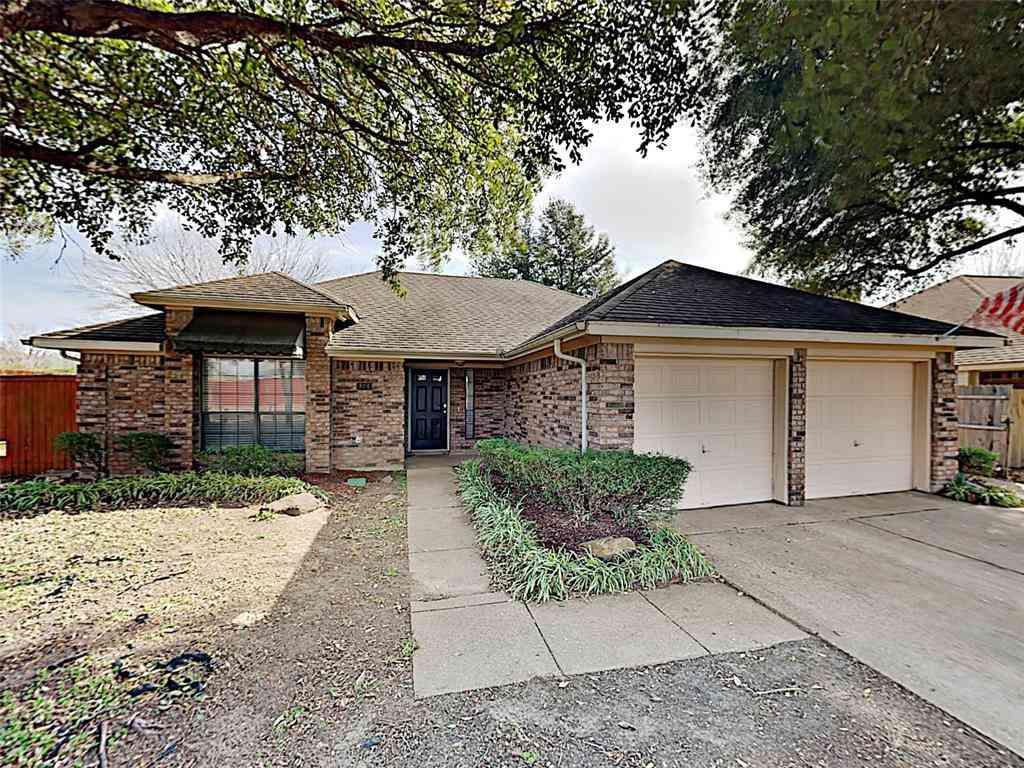824 Bridgewater Lane, Mesquite, TX, 75181,