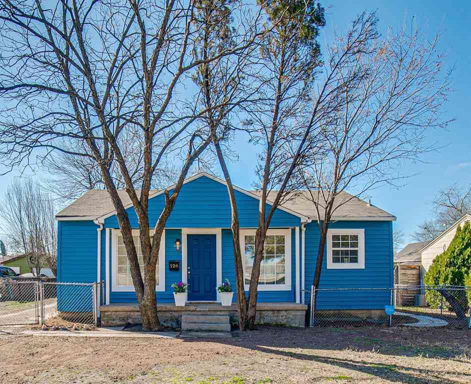 126 W Saner Avenue, Dallas, TX, 75224,