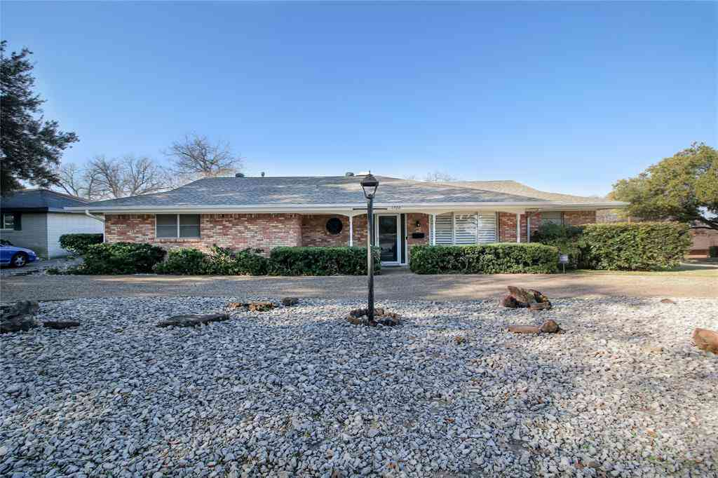1700 Aden Road, Fort Worth, TX, 76116,