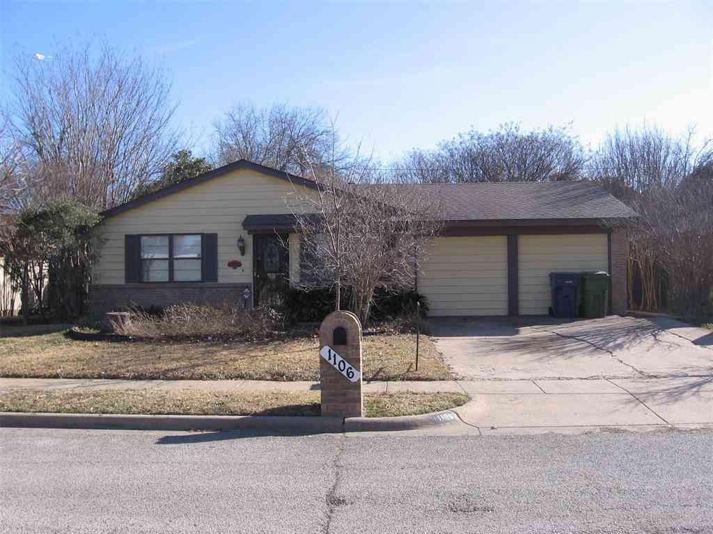 1106 Lourock Street, Garland, TX, 75040,