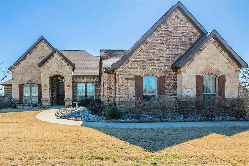 169 Mill Crossing Lane, Springtown, TX, 76082,