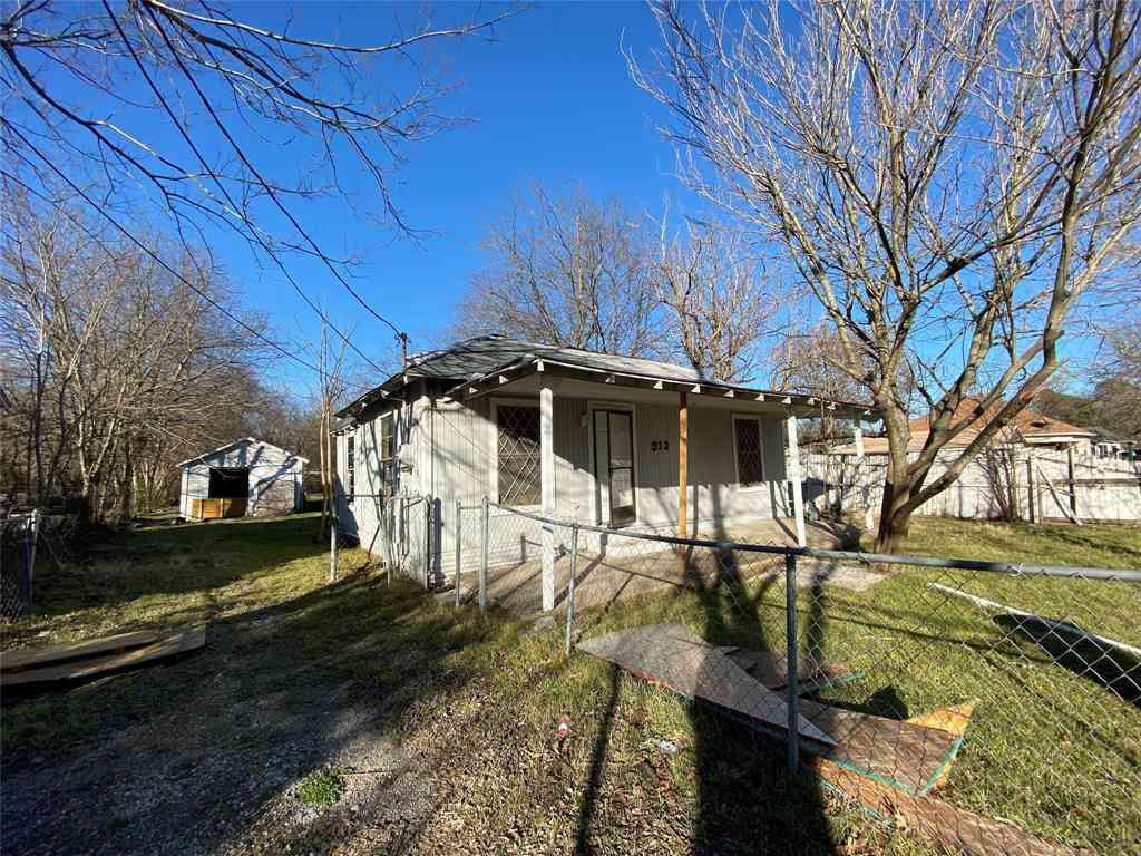 313 James Street, Terrell, TX, 75160,