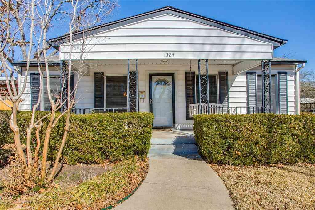 1325 Linden Lane, Garland, TX, 75040,