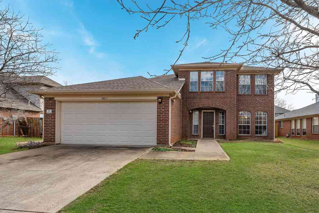 332 Ashley Oak Lane, Lake Dallas, TX, 75065,