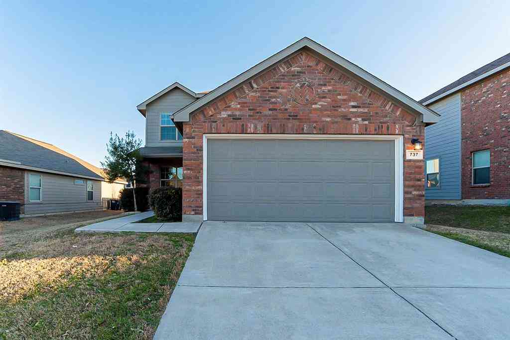 737 Santa Rosa Drive, Fort Worth, TX, 76052,