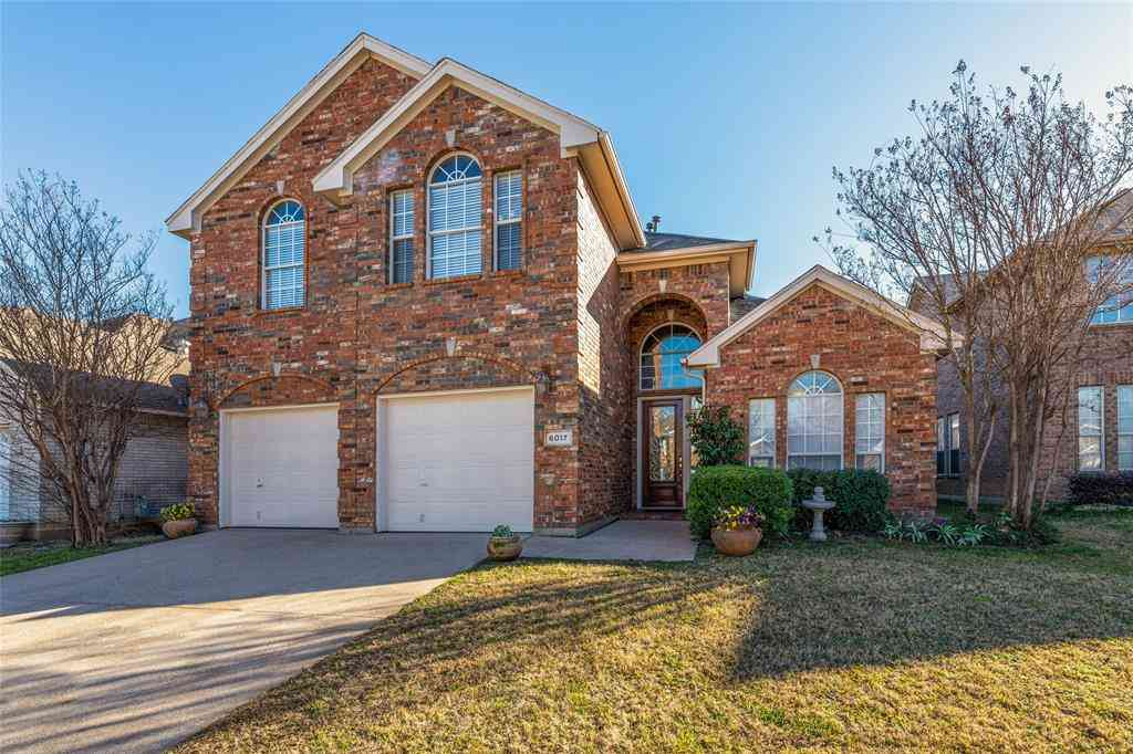6017 Portridge Drive, Fort Worth, TX, 76135,