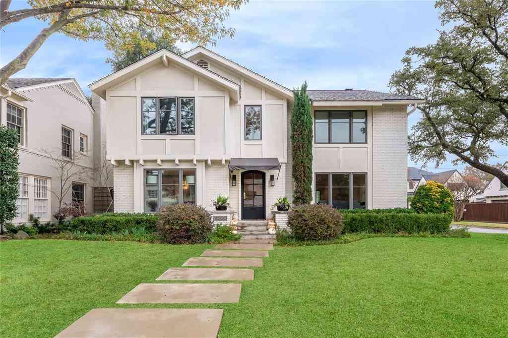 4500 Stanhope Avenue, University Park, TX, 75205,