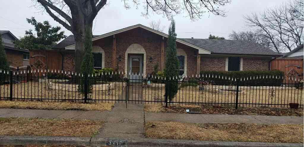 3417 Blueridge Lane, Garland, TX, 75042,