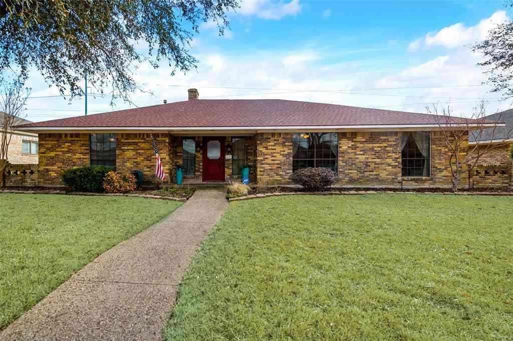 512 Wentworth Drive, Richardson, TX, 75081,